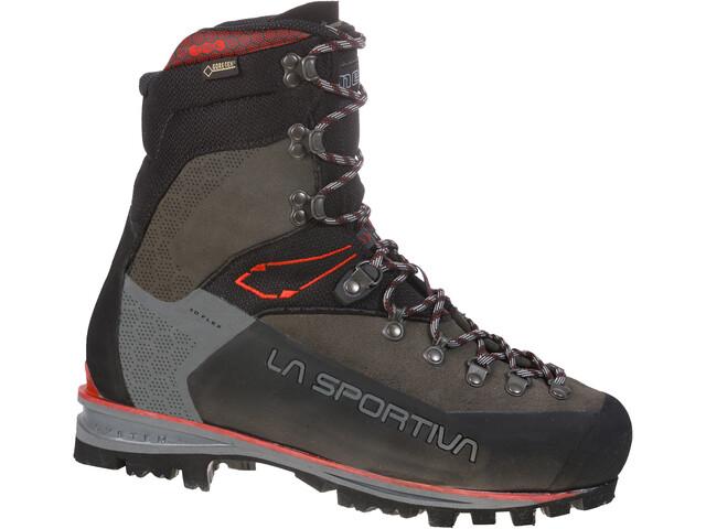 La Sportiva Nepal Trek Evo GTX Chaussures Homme, anthracite/red
